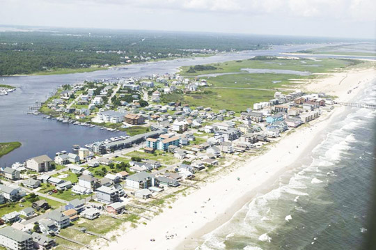 Pleasure Island Rentals Carolina Beach
